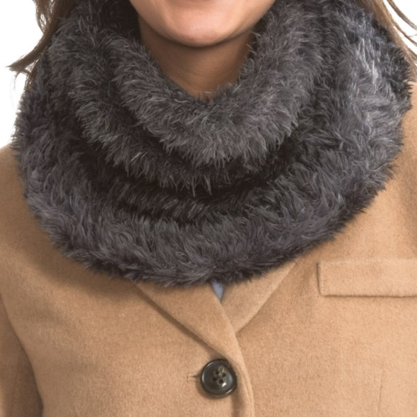 Buff Eskimo Circular Scarf (for Women)
