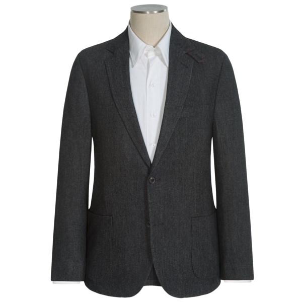 Flynt Bueller Herringbone Sport Coat - Wool Blend (for Men)