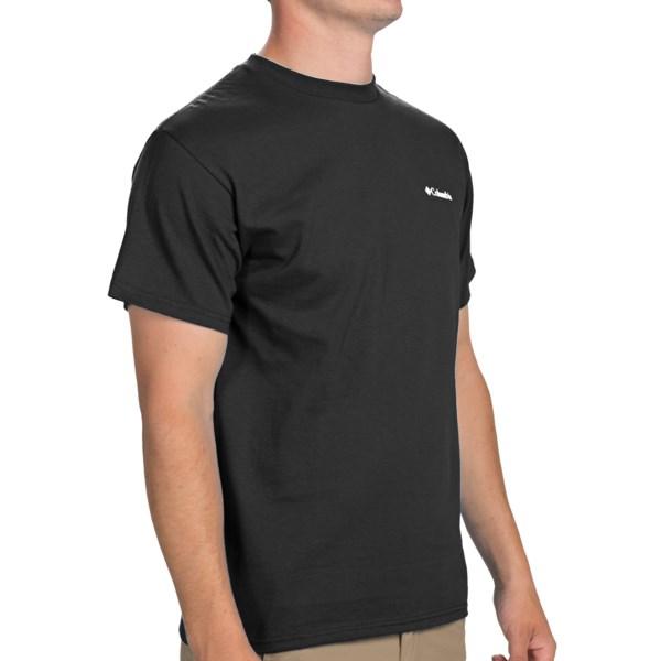 Columbia Sportswear Steep Slopes T-shirt - Short Sleeve (for Men)