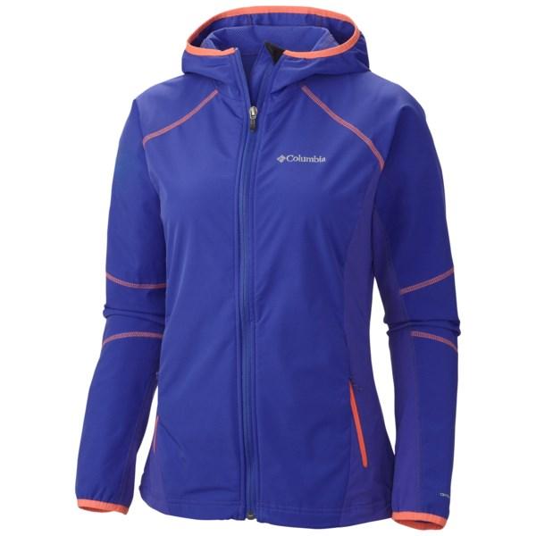 Columbia Sportswear Sweet As II Hoodie Jacket - Omni-Shield(R) (For Plus Size Women)