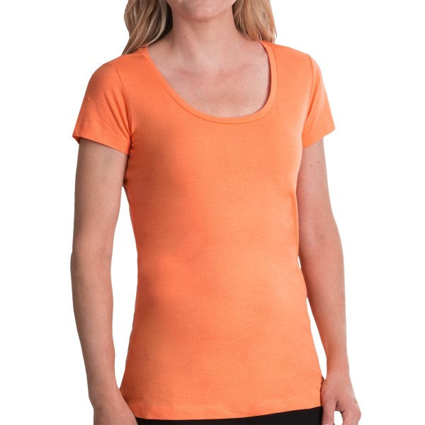 Pact Organic Cotton T-shirt - Short Sleeve (for Women)