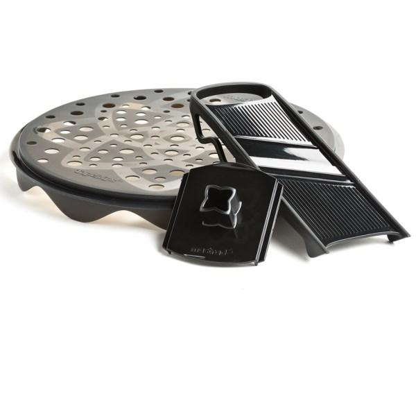 Mastrad Silicone Chips Maker Set With Mandoline