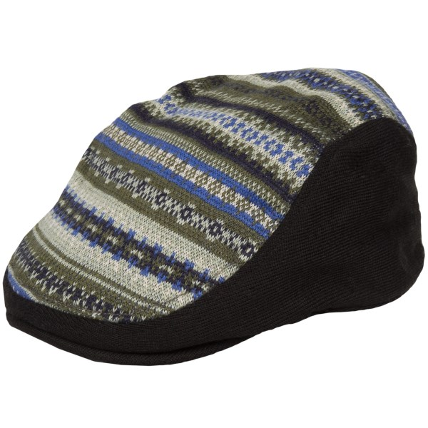 Woolrich Jacquard Knit Ivy Cap - Wool Blend (for Men)