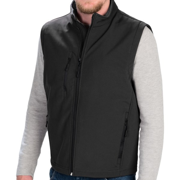 Walls Ranchwear The Ray Soft Shell Vest (for Men)