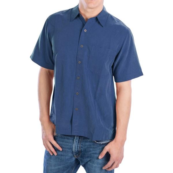Royal Robbins Desert Pucker Shirt - UPF 25 , Short Sleeve (For Men)