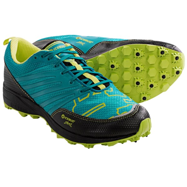 photo: Icebug Women's ANIMA2 BUGrip