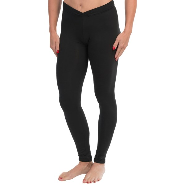 Cuddl Duds Softwear With Stretch Leggings - Stretch Modal (for Women)