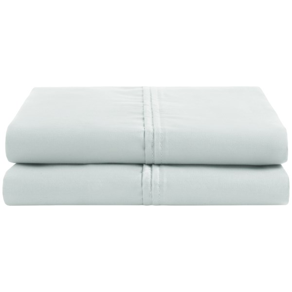 Welspun Perfect Touch 625 Tc Pillowcases - Standard; Set Of Two