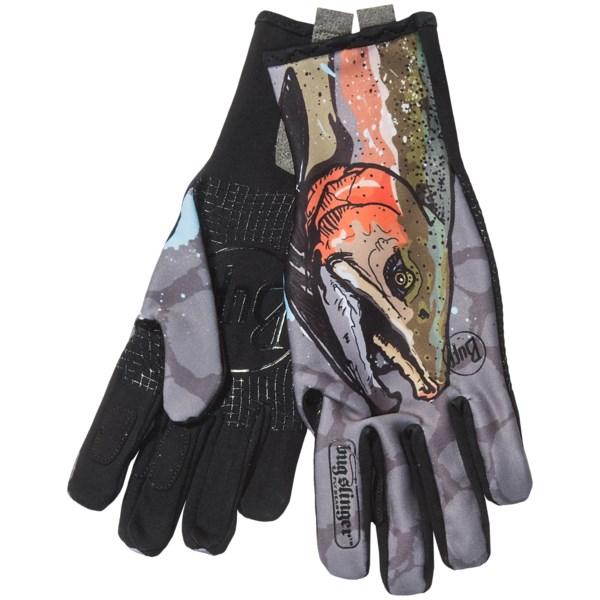 Buff Sport Series Mxs 2 Bug Slinger Gloves - Upf 50  (for Men And Women)