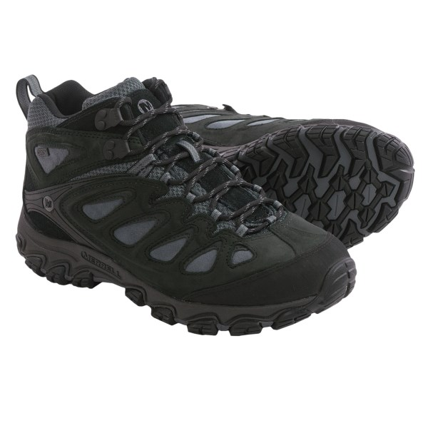 photo: Merrell Pulsate Mid Waterproof