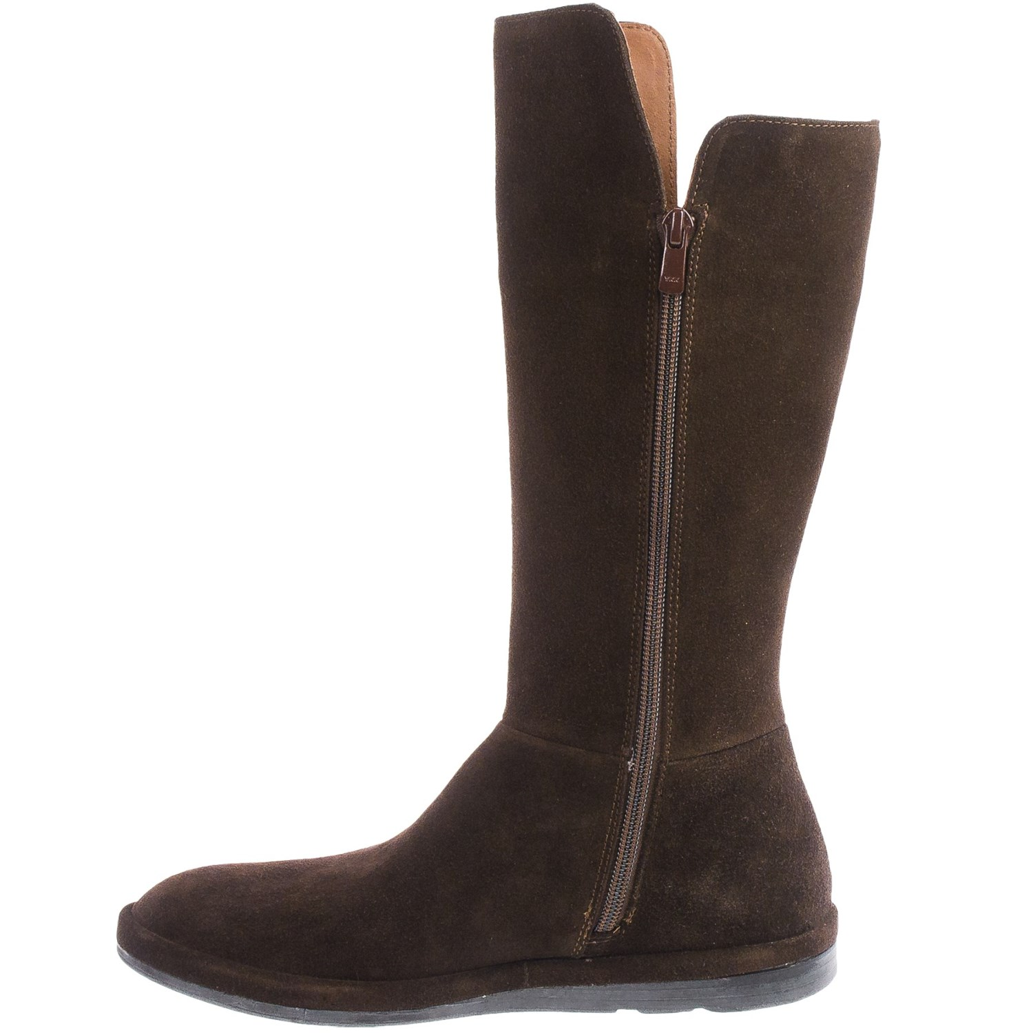 Eric Michael Ella Suede Boots (For Women) - Save 80%