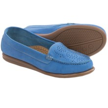 Eric Michael Krissy Loafers - Leather (For Women) in Blue - Closeouts