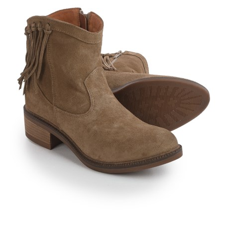 Eric Michael Madera Boots - Suede (For Women) in Sand