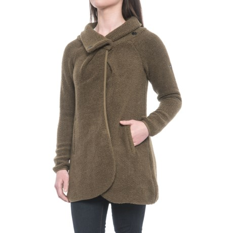 Image of Erica Cardigan Sweater (For Women)