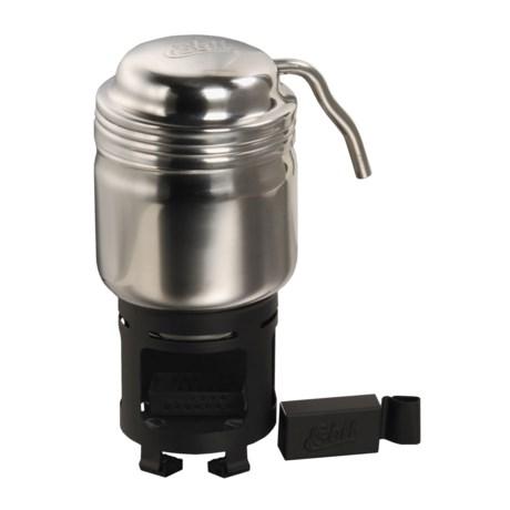 Esbit Stainless Steel Coffee Maker - 8 fl.oz. in See Photo