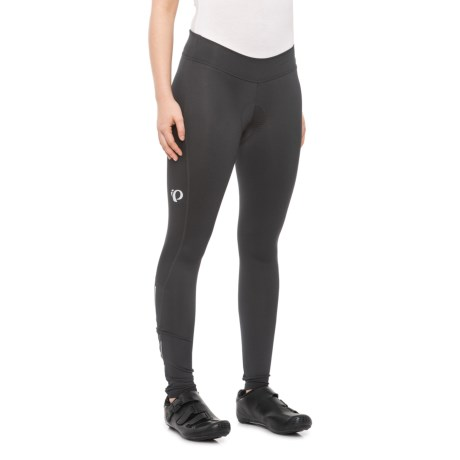 Escape Sugar Thermal Cycling Tights (For Women) - BLACK (XL )