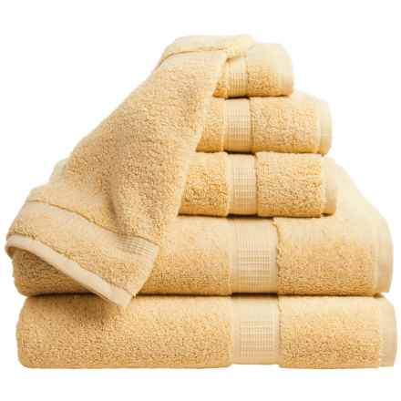 Espalma 700 Series Bath Towel Set - 6-Piece Set in Italiian Straw - Closeouts