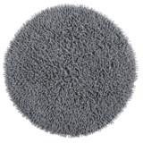 "Espalma Cotton Chenille Shag Bath Rug - 24"" Round"