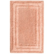 "Espalma Deluxe Cotton Bath Rug - 20x32"" in Bisque - Overstock"