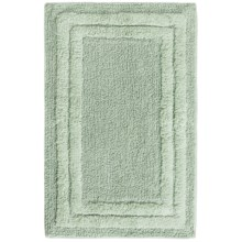 "Espalma Deluxe Cotton Bath Rug - 20x32"" in Pacific - Overstock"
