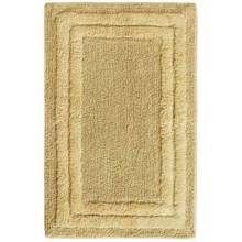"Espalma Deluxe Cotton Bath Rug - 20x32"" in Sage - Overstock"