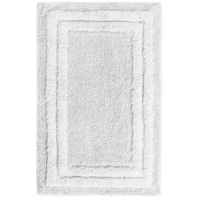 "Espalma Deluxe Cotton Bath Rug - 20x32"" in White - Overstock"