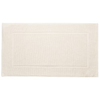 Espalma Ecstasy Tub Mat - Egyptian Cotton in Creme