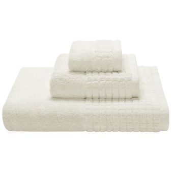 Espalma Ecstasy Washcloth - Egyptian Cotton in Ivory
