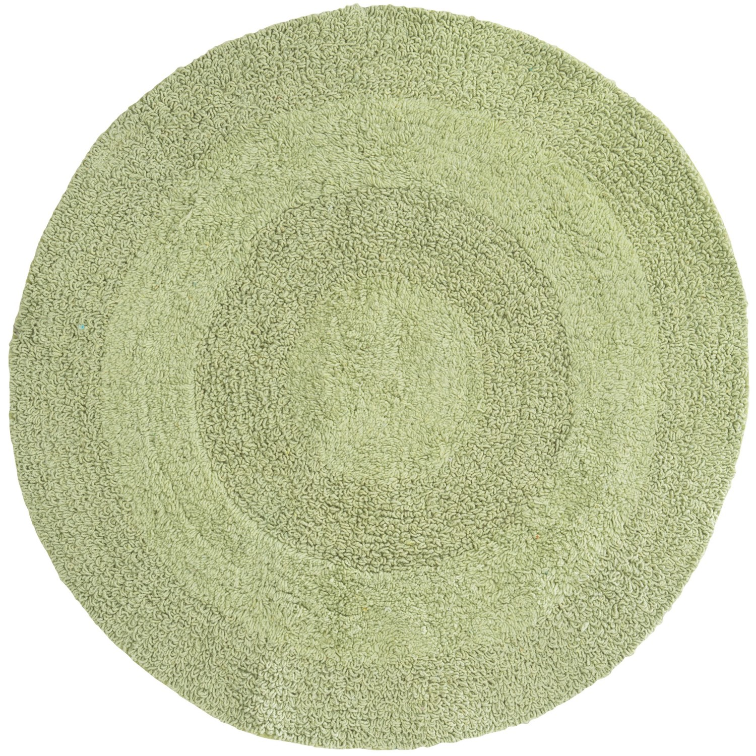 espalma reversible round bath rug cotton save 35