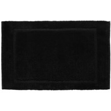 Espalma Signature Bath Rug - Cotton in Black - Closeouts