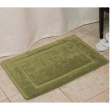 Espalma Signature Reversible Bath Rug - Medium in Olive - Overstock