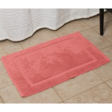 Espalma Signature Reversible Bath Rug - Medium in Tiger Lily - Overstock