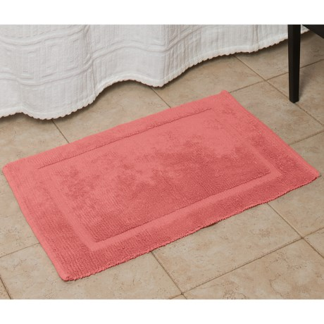 Espalma Signature Reversible Bath Rug - Medium in Tiger Lily