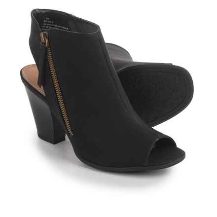 ESPRIT Belize Bootie Shoes - Vegan Leather (For Women) in Black - Closeouts