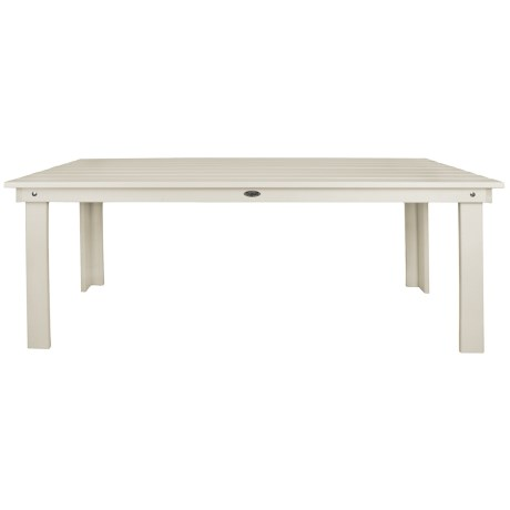 Esschert Design Rectangular Table in White