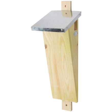 Esschert Design Tree Nesting Box in See Photo - Closeouts