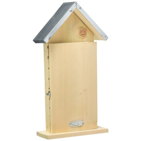 Esschert Design Wooden Observational Bee House in Natural