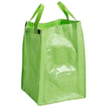 Esschert Design Yard Clipping Recycling Bag in Green - Closeouts