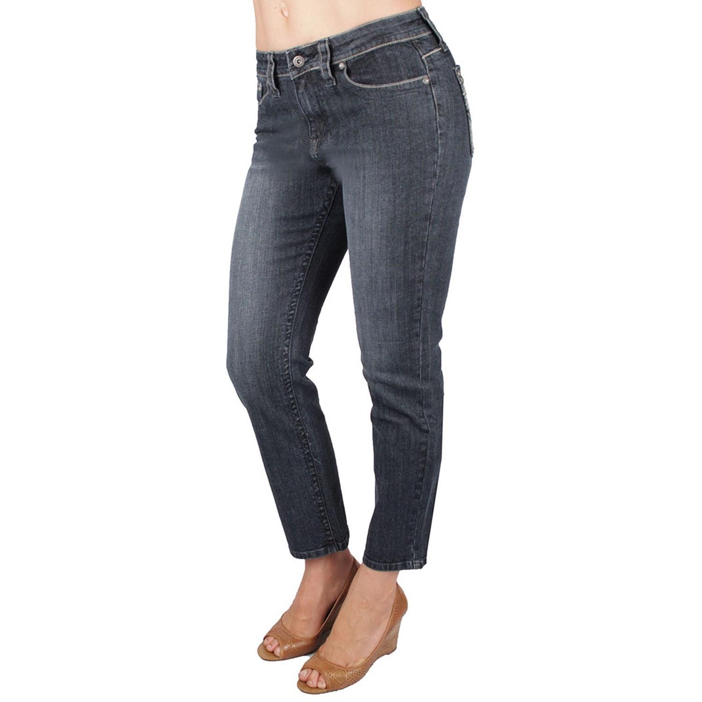 Ethyl Skinny Denim Ankle Pants (For Women) in Sanded Dark Denim