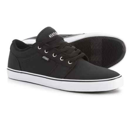 Etnies Division Sneakers (For Men) in Black - Closeouts