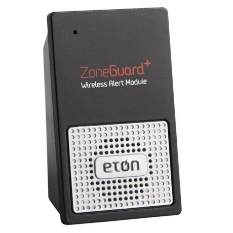 Eton ZoneGuard+ Wireless Alert Module in See Photo