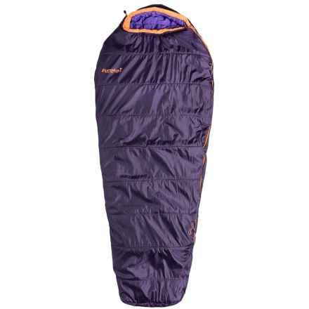 Eureka 20°F Bero Sleeping Bag - Mummy (For Women) in Purple/Orange - Closeouts
