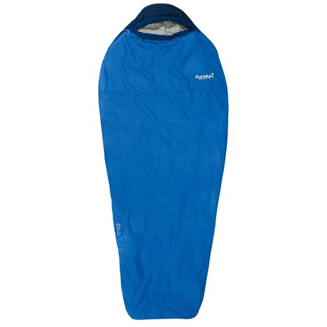Eureka 30°F Bero Sleeping Bag - Mummy in Blue