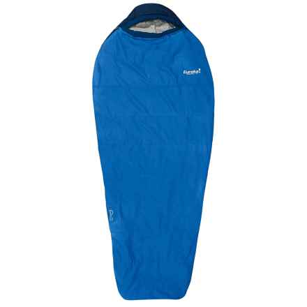 Eureka 30°F Bero Sleeping Bag - Mummy, Long in Blue - Closeouts
