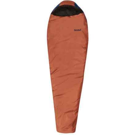 Eureka 30°F Copper River ThermaShield Sleeping Bag - Mummy, Long in Orange/Blue - Closeouts