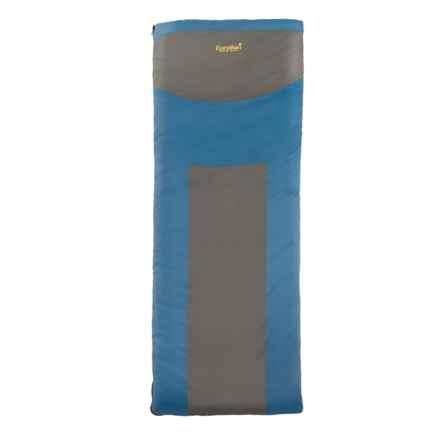 Eureka 45°F Minnow Sleeping Bag - Rectangular (For Boys) in Blue - Closeouts