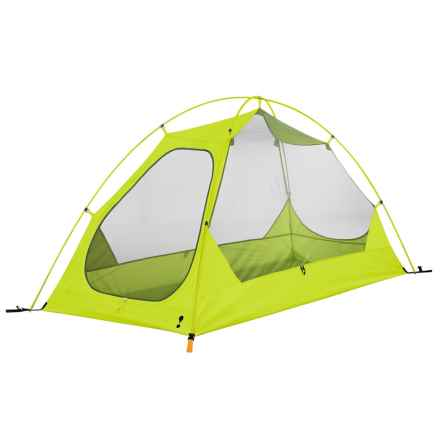 Eureka Amari Pass 3 Tent - 3-Person, 3-Season in Lime Punch/Mineral Grey - Closeouts