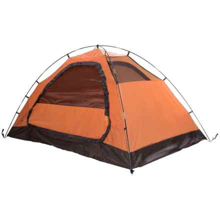 Eureka Apex 2 Tent - 2-Person, 3-Season in Orange - Closeouts