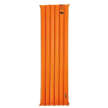 Eureka Singlis UL Sleeping Pad - Inflatable in Orange - Closeouts