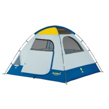 Eureka Sunrise 4 Tent - 4-Person, 3-Season in Blue/Grey - Closeouts